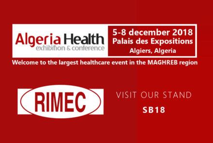 Algeria Health 2018 Cover