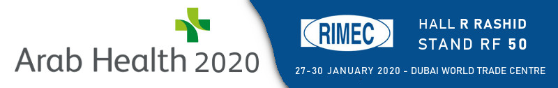 Banner email - Arab Health 2020